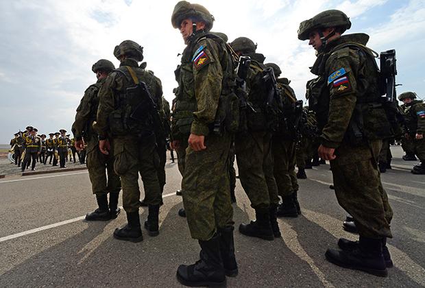 Миротворческую бригаду из Самарской области перебросят на учения в Таджикистан