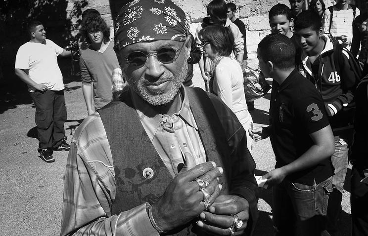 В Париже скончался американский фотограф Стэнли Грин, снимавший войну в Чечне