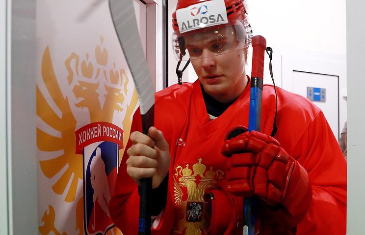 Хоккеист сборной России Наместников сможет сыграть в полуфинале ЧМ с канадцами