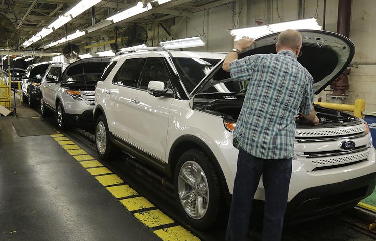 форд отзывает 240 автомобилей