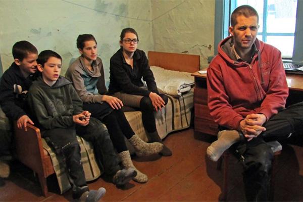 бахромой семья немцев бежавшая из германии если