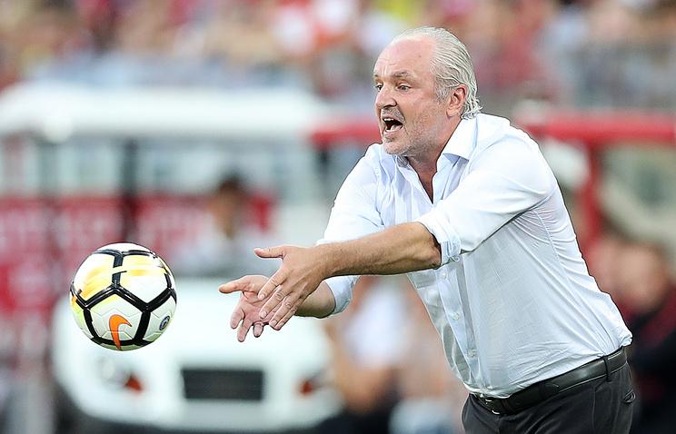 """Тренер """"Краснодара"""" Шалимов признал, что пенальти в пользу """"Спартака"""" был чистым"""