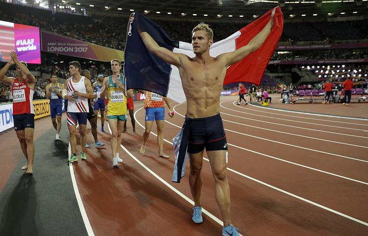 Француз Майер стал чемпионом мира по легкой атлетике в десятиборье