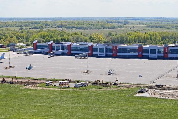 Аэропорт Калининграда эвакуировали из-за угрозы взрыва