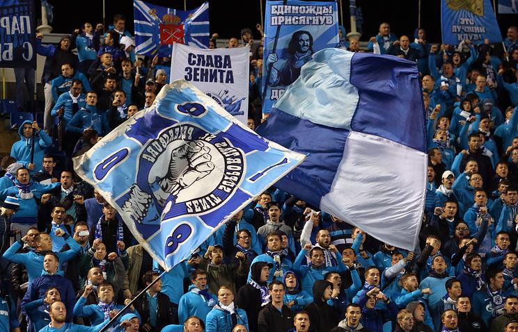 'Зенит' и 'Локомотив' проведут домашние матчи в чемпионате России