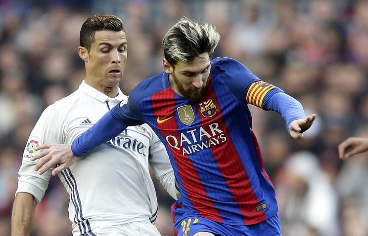 'Реал' и 'Барселона' разыграют Суперкубок Испании