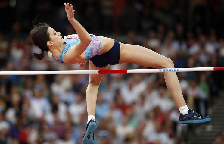 Колобков: российская легкоатлетка Ласицкене была максимально собрана в финале ЧМ-2017