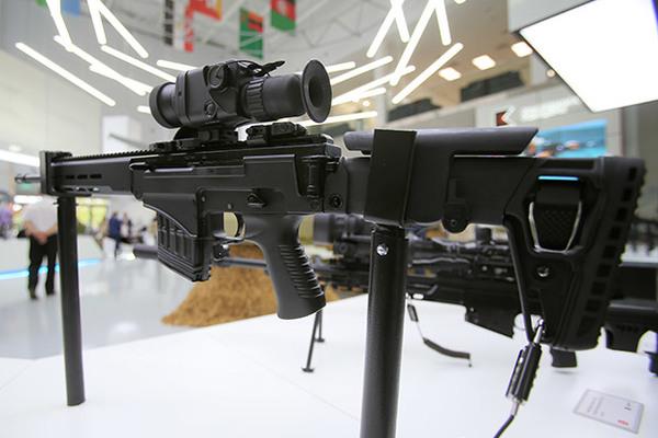 «Калашников» начал торговать оружием в интернете