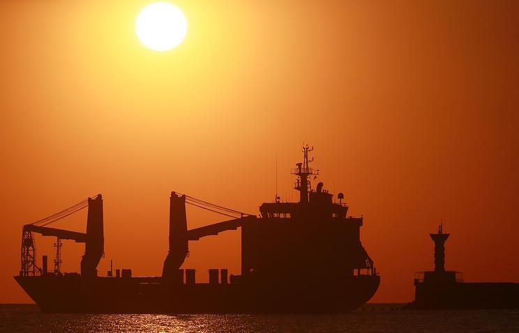 На Украине утверждают, что Турция закрыла свои порты для судов из Крыма