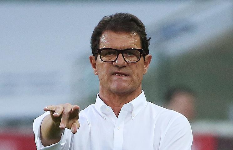 СМИ: бывший тренер сборной России по футболу Капелло может возглавить команду Италии