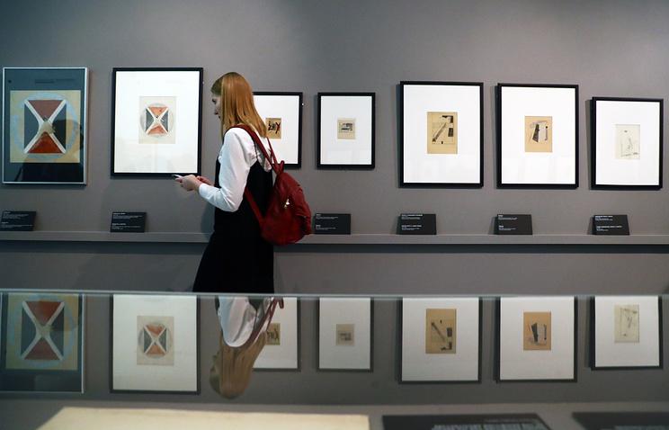 В Третьяковской галерее открылась выставка авангардиста Эль Лисицкого
