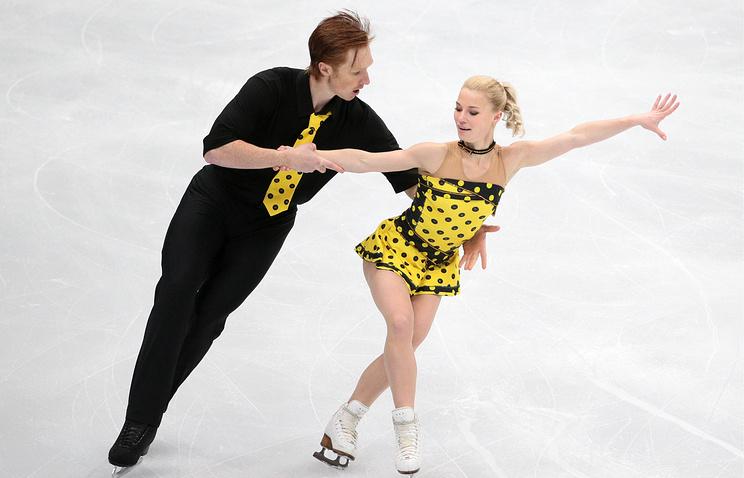 Фигуристы Тарасова и Морозов идут вторыми после короткой программы в финале Гран-при