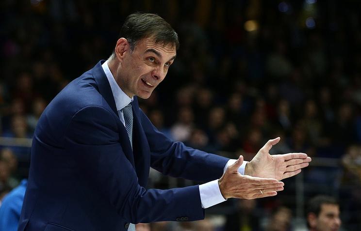Барцокас: БК 'Химки' нужно забыть поражение от 'Реала' и готовиться к следующей игре