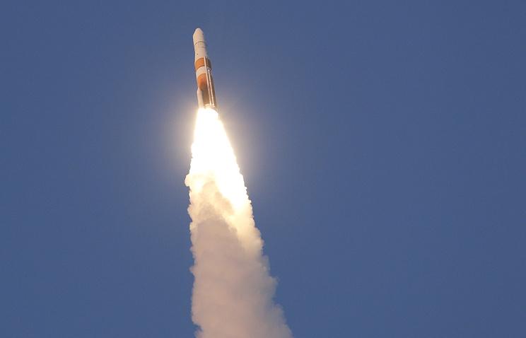 В США запущена ракета-носитель Delta IV с военным спутником