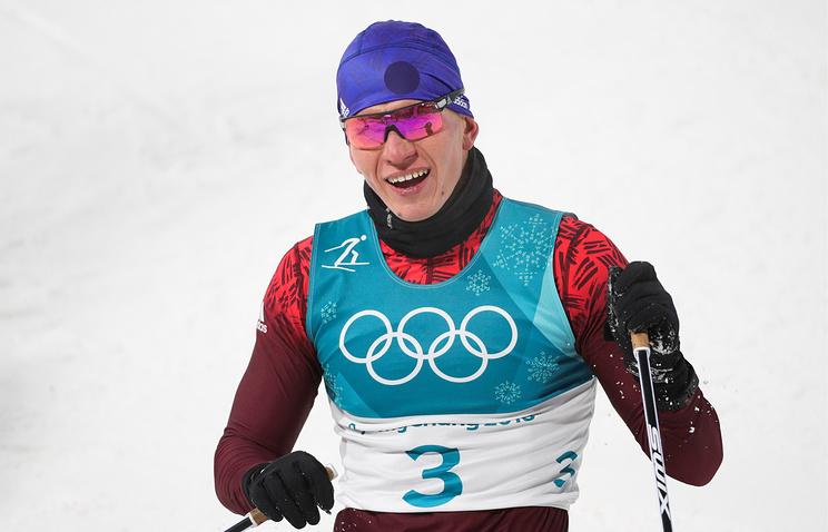 Лыжник Большунов в спринте на ОИ ощущал себя выступающим на 'первенстве водокачки'