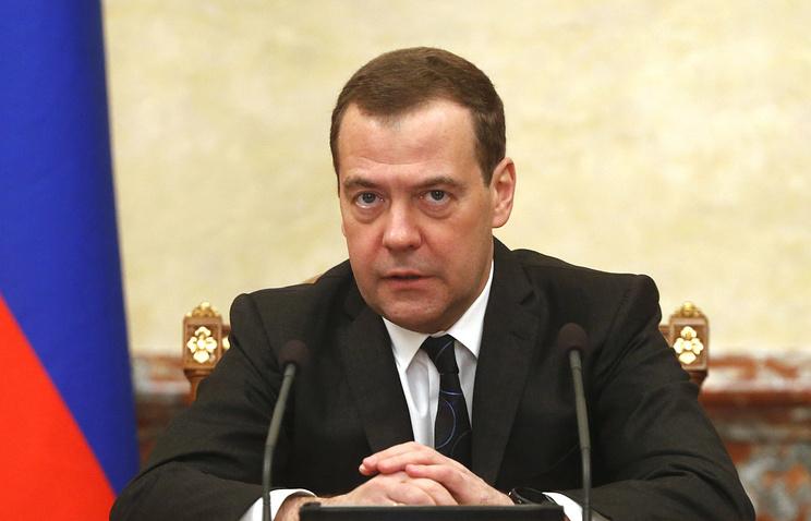Медведев поздравил российских лыжников с бронзой Олимпиады