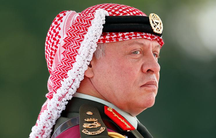 Король Иордании: наши отношения с Россией основаны на взаимном доверии
