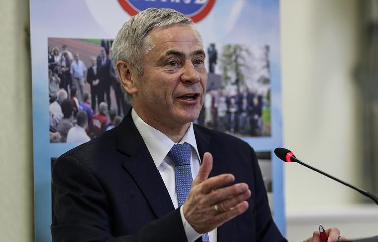 Первый вице-президент ПКР: все наши паралимпийцы проголосуют на выборах президента РФ