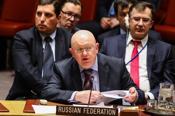 Россия предупредила США о серьезных последствиях в случае удара по Сирии