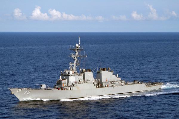 Российский адмирал назвал способ потопить американский эсминец