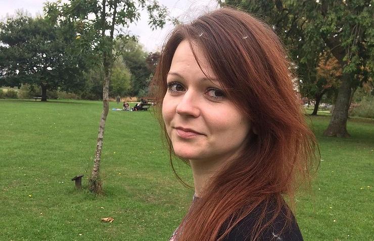 Юлия Скрипаль заявила, что не нуждается в содействии посольства РФ в Лондоне