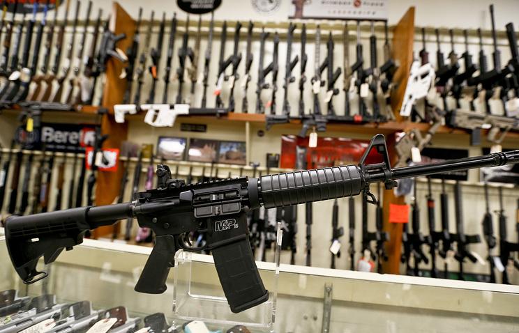 Bank of America прекратит кредитовать производителей боевого оружия для гражданских лиц