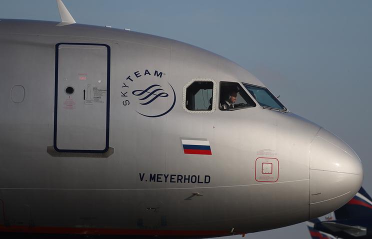 Первый за 2,5 года самолет из Москвы приземлился в Каире