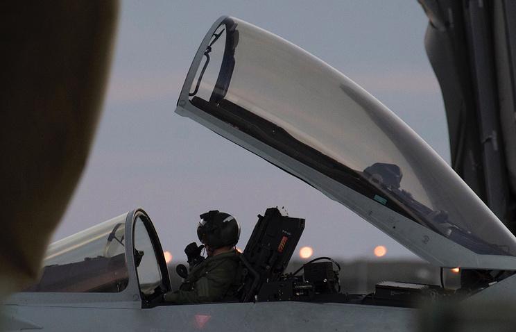 Times: британские самолеты на Кипре готовы к удару по Сирии