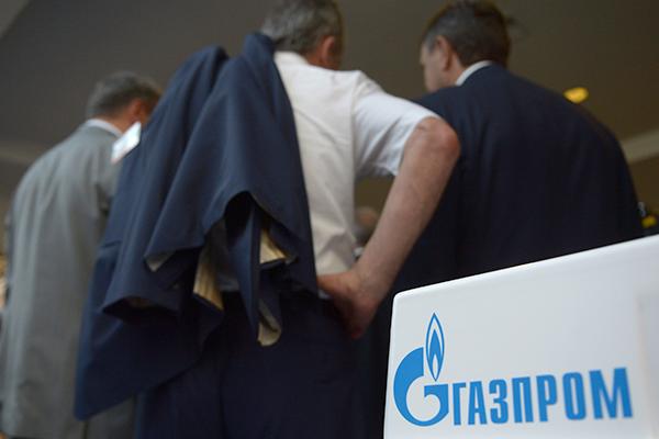«Газпром» разочаровал Минфин