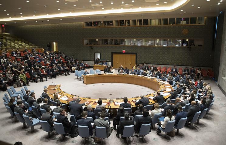 Постпредство РФ сообщило время проведения запрошенного Москвой заседания СБ ООН по Сирии