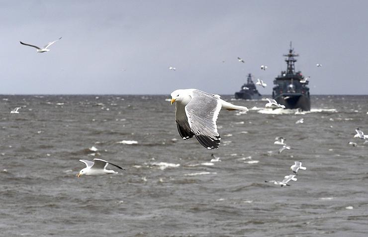 Источник: корабли ВМФ РФ не выходили из Тартуса из-за угрозы ударов