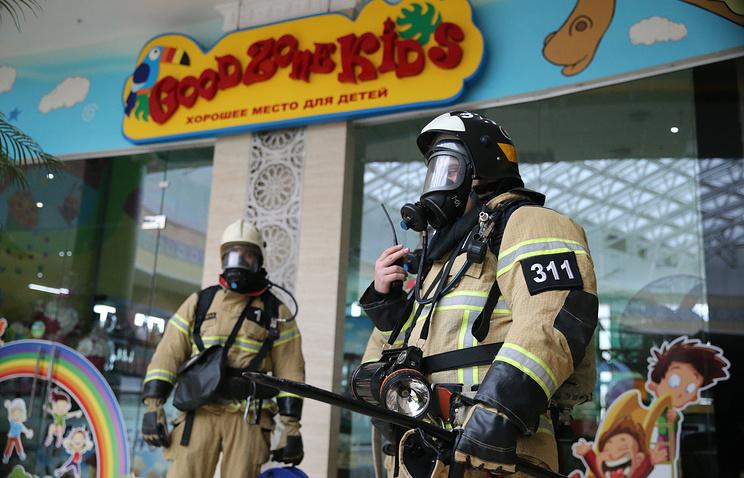 В половине проверенных после пожара в 'Зимней вишне' торговых центров нашли нарушения