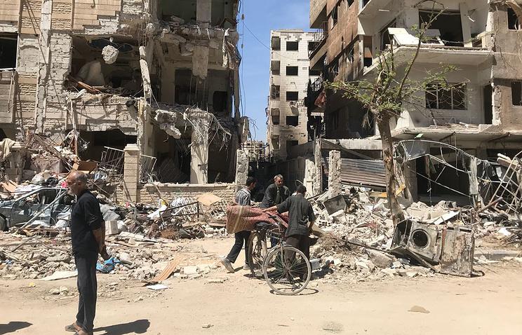 Запад и Сирия: джентльменство побоку