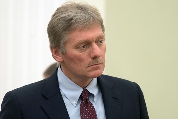В Кремле прокомментировали удар США по Сирии