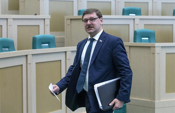 Косачев: если США перейдут 'красные линии' в Сирии, ответ России будет ужесточаться