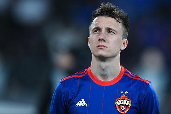 «Челси» захотел купить полузащитника ЦСКА и отдать его Слуцкому