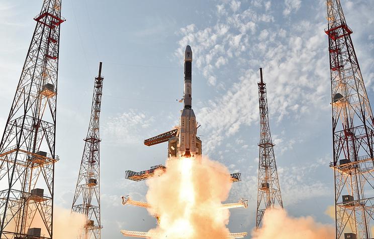 Индия запустит в 2018 году 12 космических миссий, в том числе к Луне