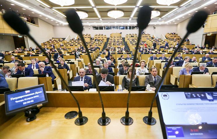 Госдума подготовит заявление по делу об отравлении Скрипалей