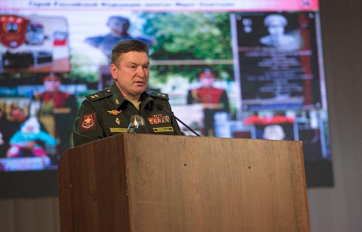 Более 8 тыс. военных из ЦВО приняли участие в операции в Сирии
