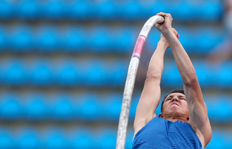 Прыгун с шестом Моргунов подал повторную заявку в IAAF на получение нейтрального статуса