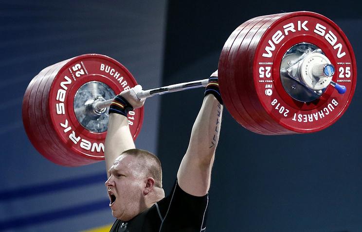 IWF объявила о вступлении в силу новой антидопинговой политики в тяжелой атлетике