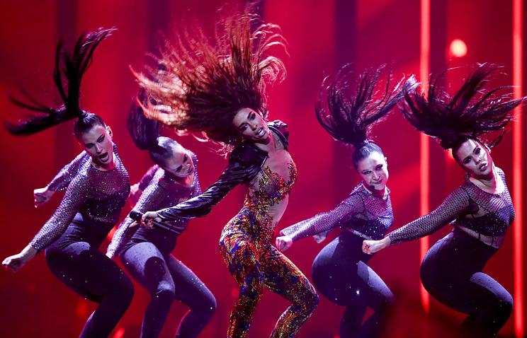 Определилась первая десятка финалистов 'Евровидения'