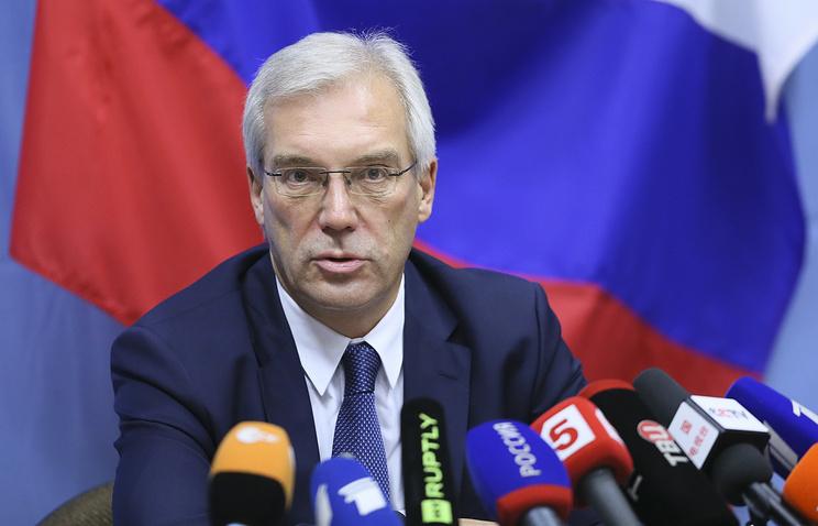 МИД РФ: Москва не исключает возможности созыва Совета Россия - НАТО