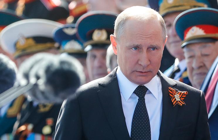 Путин обсудил с СБ РФ выход США из сделки с Ираном и авиаудары Израиля по Сирии