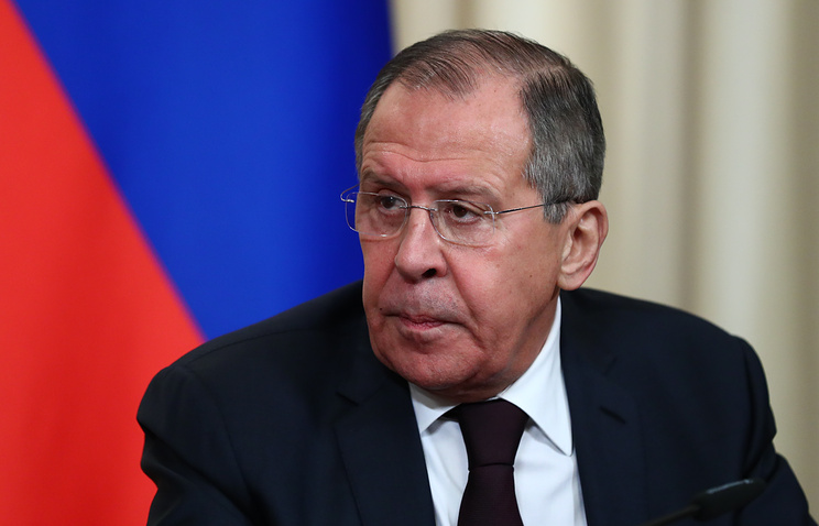Лавров обсудит с главой МИД ФРГ ядерную сделку с Ираном, Сирию и Украину