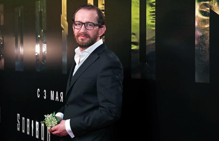 Фильм 'Собибор' показали на кинорынке в Канне