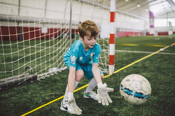 В Москве стартовал международный турнир по футболу среди детей-сирот