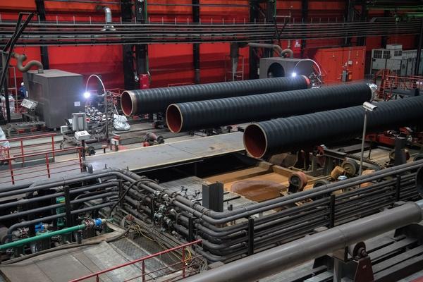 Германии предрекли захват газового рынка из-за «Северного потока-2»