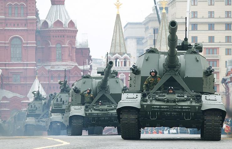 В НАТО отметили 'удивительный' масштаб возрождения российской армии с 2009 года