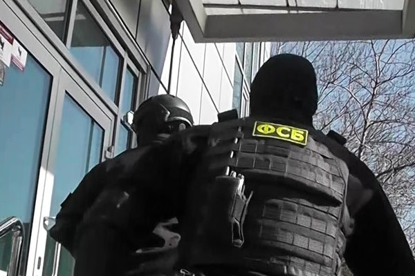 Украинцы поплыли рыбачить и попали к ФСБ